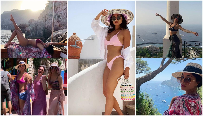 Časti pratitelje: Nicole se hvali vrućim fotografijama iz Italije