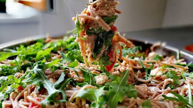 Finije ne ide: Zdrava tjestenina prema receptu Jamieja Olivera