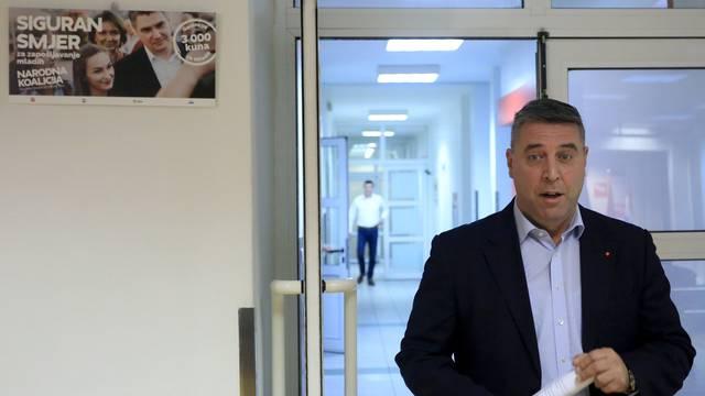 Povjerenstvo pokreće postupak protiv Franka Vidovića (SDP)