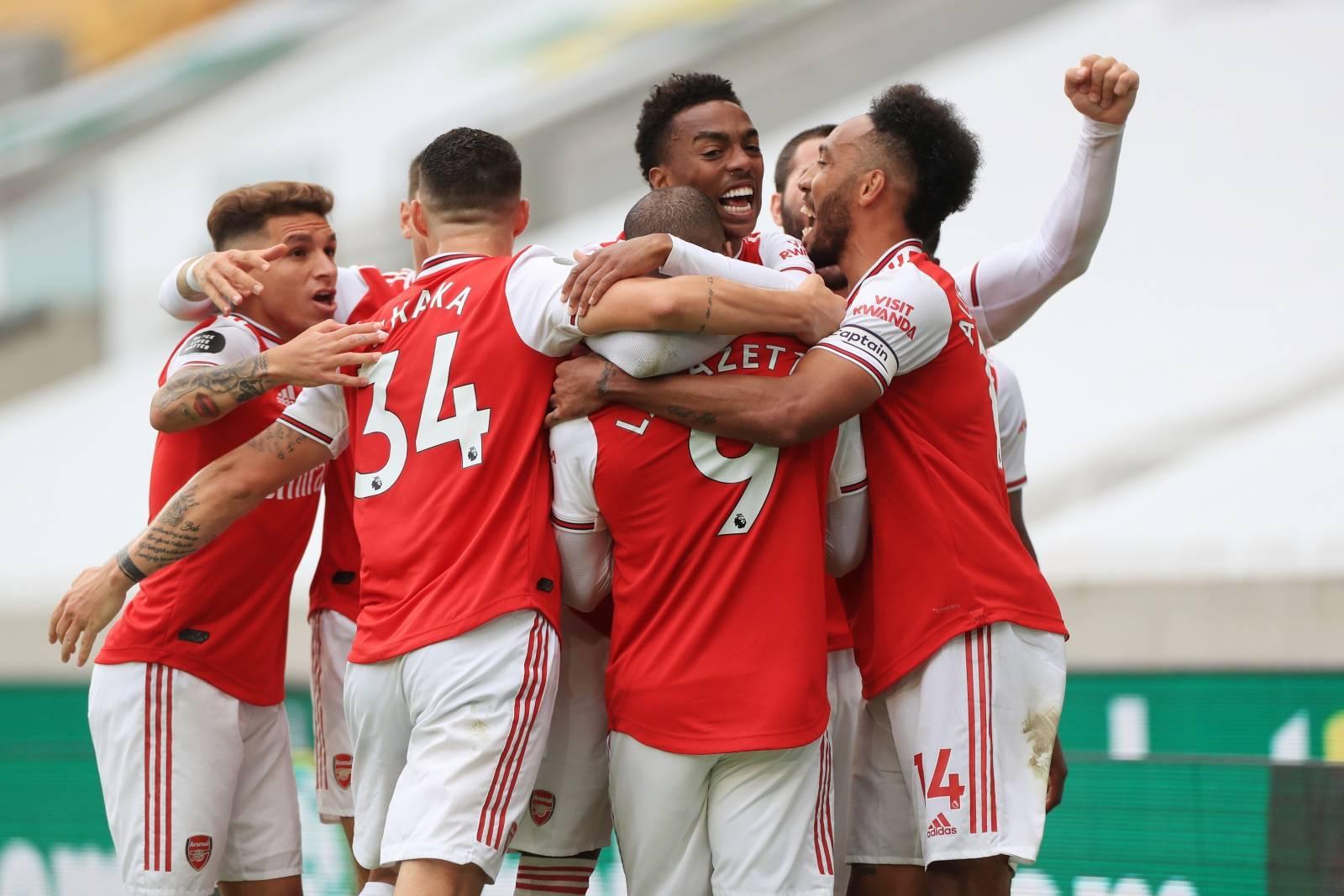 Premier League - Wolverhampton Wanderers v Arsenal