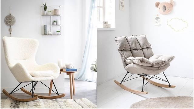 Stolice za ljuljanje: Top dodatak u vaš će dom unijeti dozu ugode
