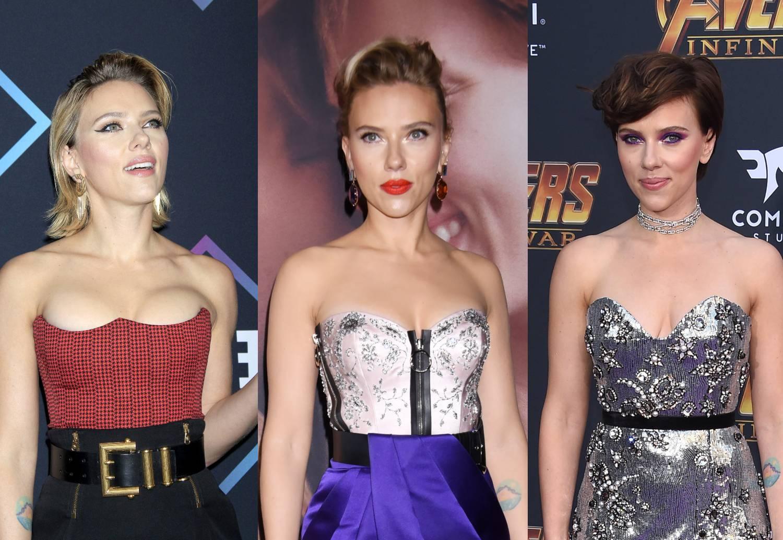 Glumica Scarlett Johansson: Princeza u satenu i korzetima