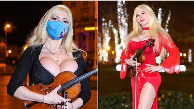 Violinistica: 'Bog me iscijelio pa ne moram mijenjati silikone...'