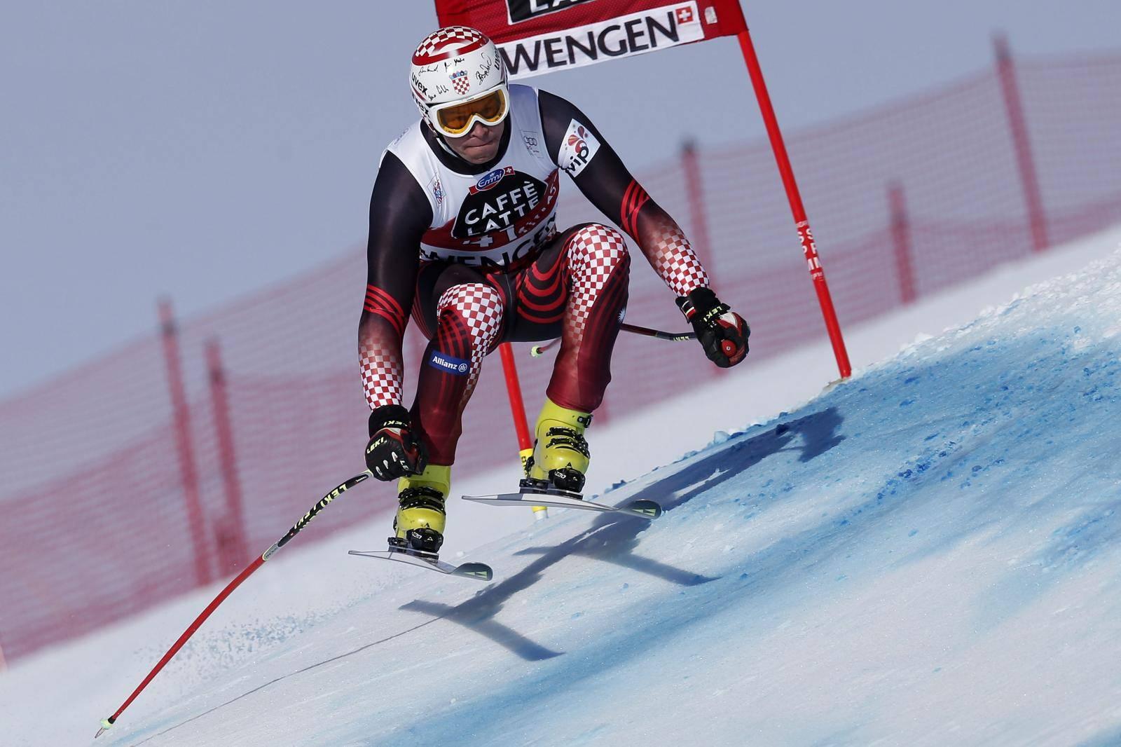 SUI, FIS Weltcup Ski Alpin, Wengen