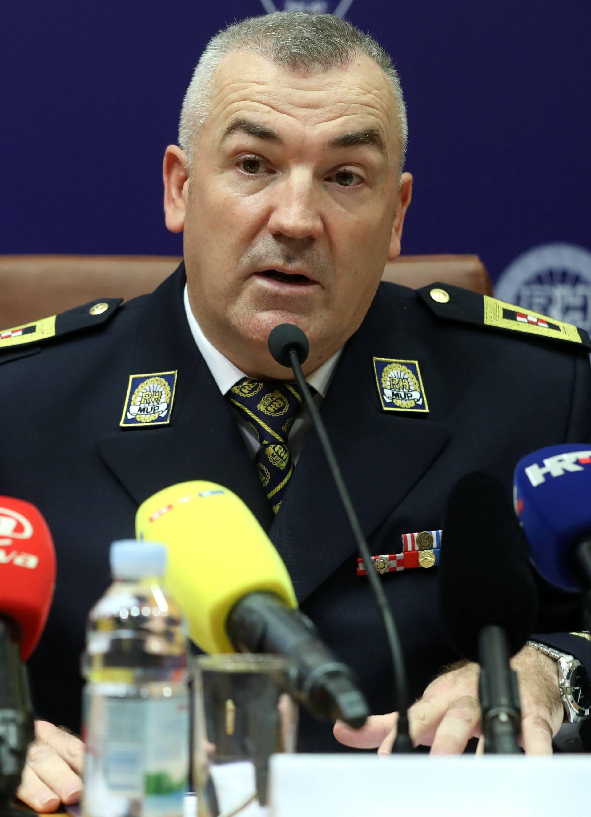 Zagreb: Glavni ravnatelj policije o izjavama bivšeg policijskog istražitelja