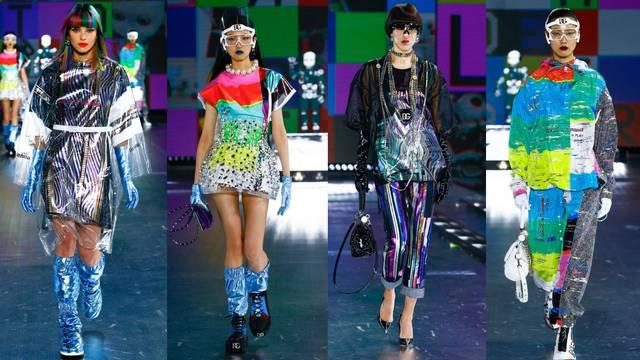 Dolce & Gabbana inspirirani su jarkom disko kuglom iz svemira
