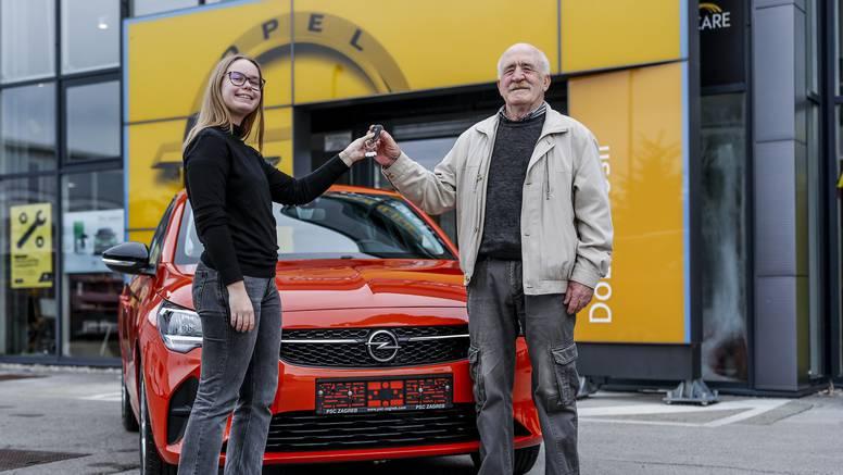 Milan je u nagradnoj igri 24sata osvojio automobil: Presretan sam što je novi Opel postao moj