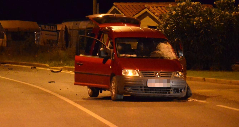 Pijana naletjela na motor blizu Poreča, vozač umro na mjestu