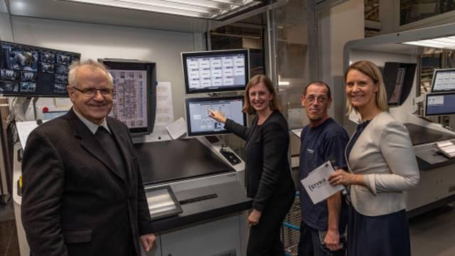 Veliko ulaganje: Styria u Grazu otvorila najmoderniju tiskaru...