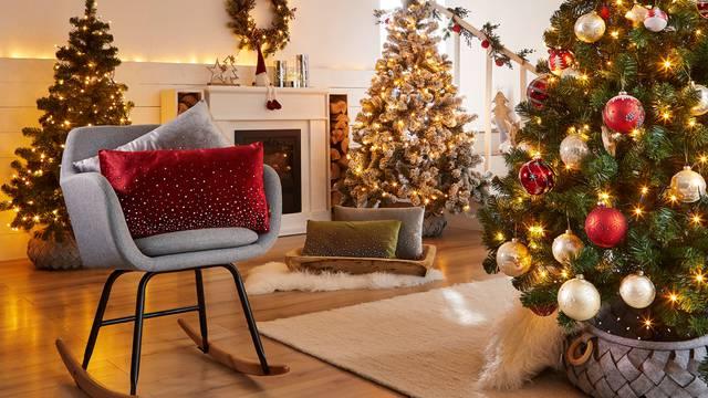 Stigli su božićni ukrasi za najljepši blagdanski ugođaj u vašem domu