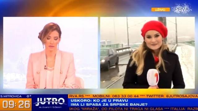 Supruga Željka Joksimovića isprovocirala mladu novinarku