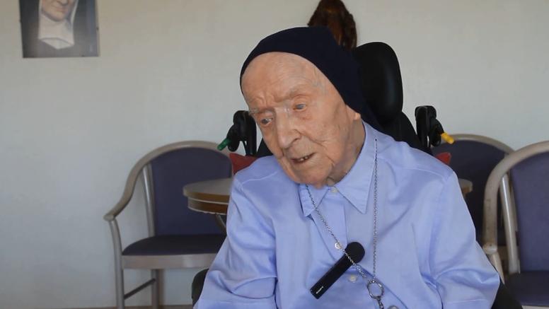 Sestra Andre preboljela je covid par dana prije 117. rođendana