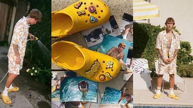 Kućni lik: Justin Bieber osmislit će dizajn za popularne papuče
