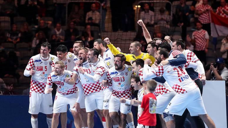 Hrvatska nakon lude drame i četiri produžetka ušla u finale!