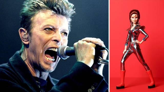 Povodom 50. obljetnice David Bowie dobio svoju verziju lutke