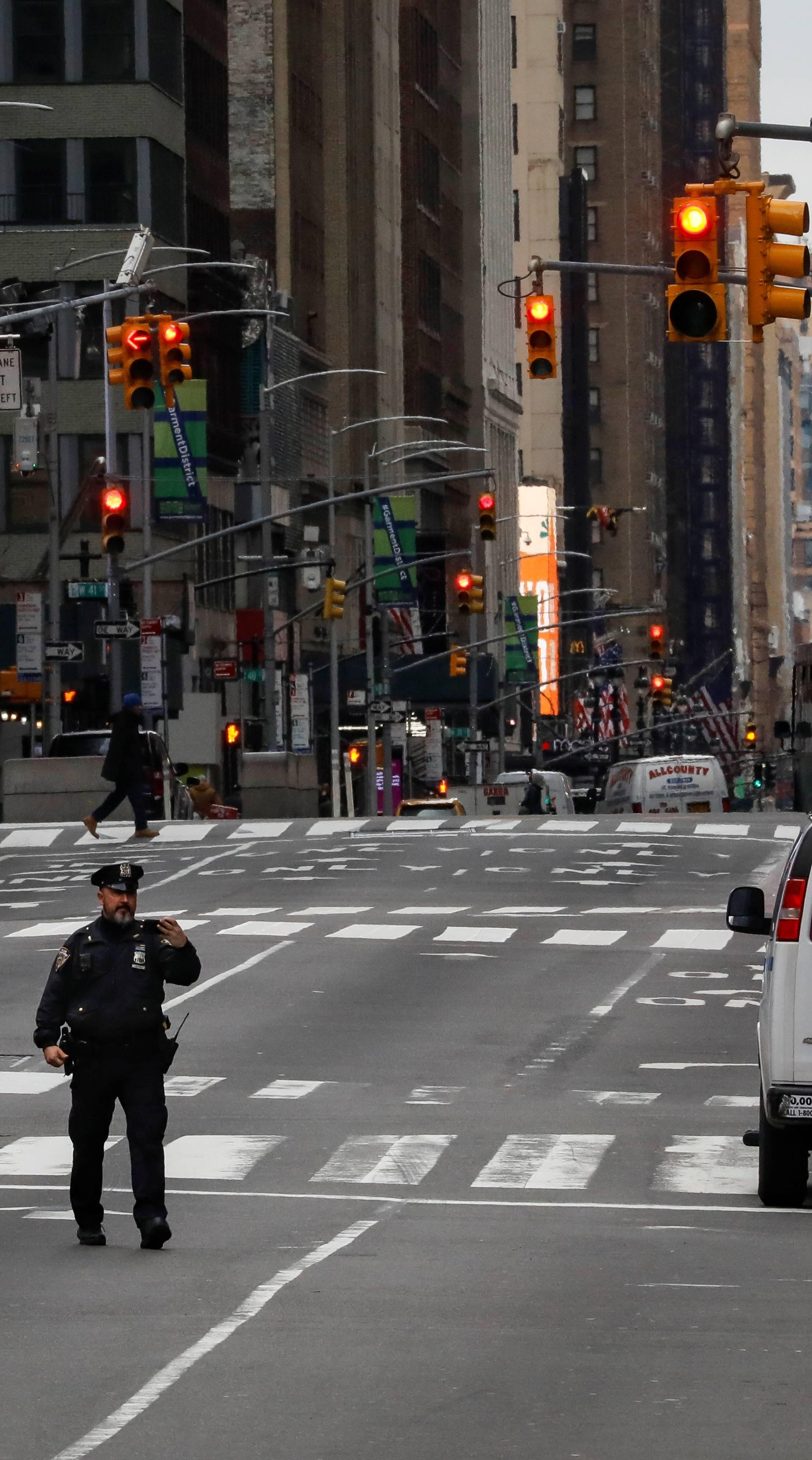 SAD: New York popušta mjere