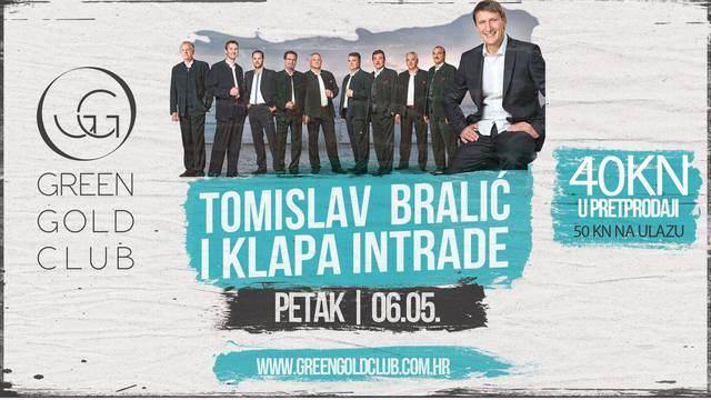 Tamburaši, T. Bralić i Intrade i Balkanika party za ludi vikend