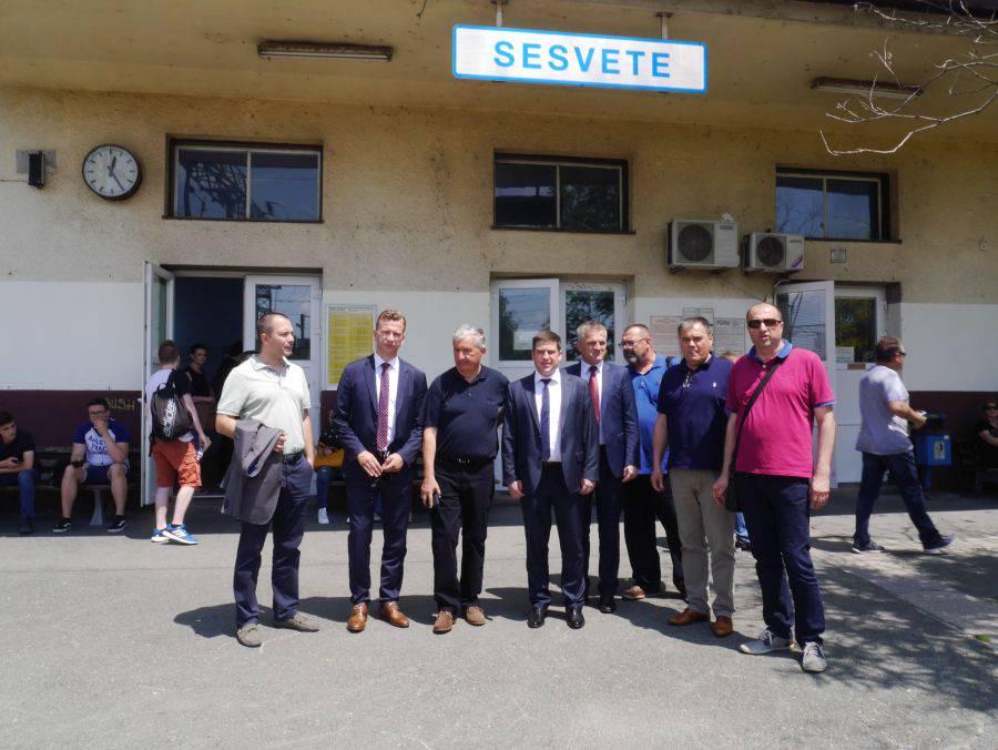 Butković  neugodno iznenađen stanjem prometa u Sesvetama