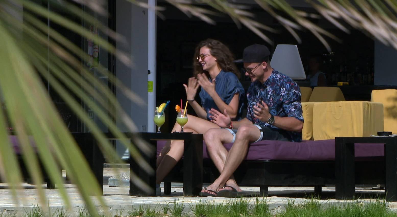 Zaljubljena Martina Bruni rekla što osjeća, on i dalje frustriran