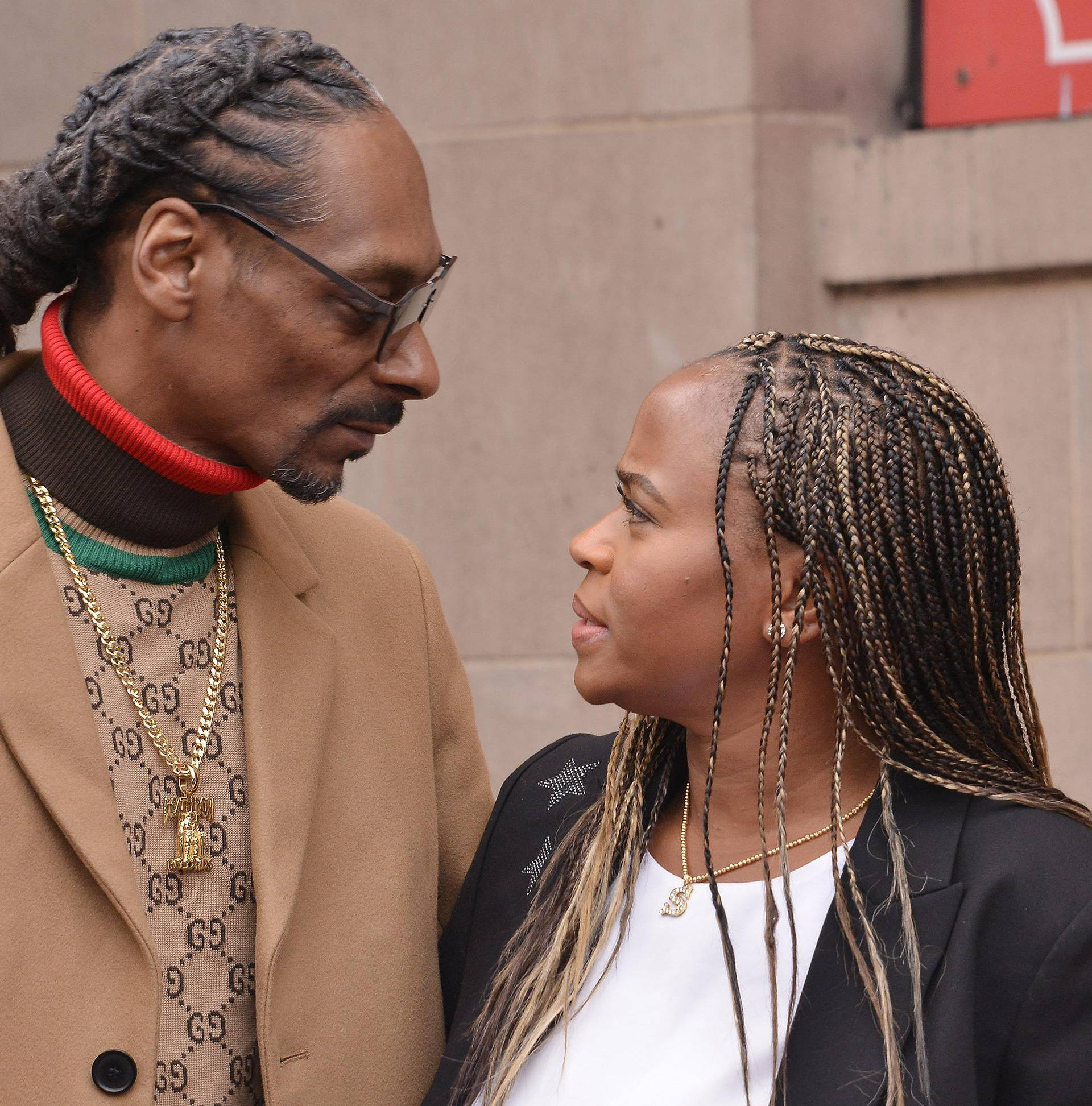 CA: Snoop Dogg Honored With Star On The Hollywood Walk Of Fame Ceremony