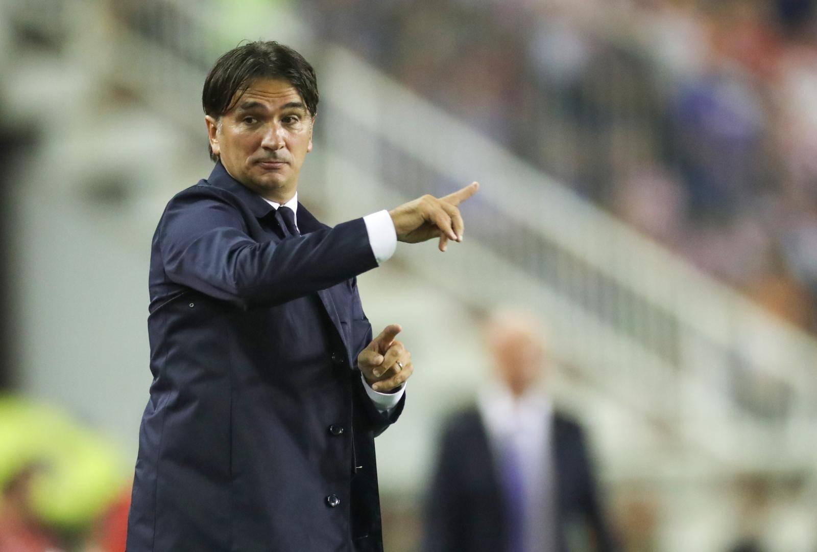 Susret Hrvatske i Mađarske u kvalifikacijama za Europsko prvenstvo