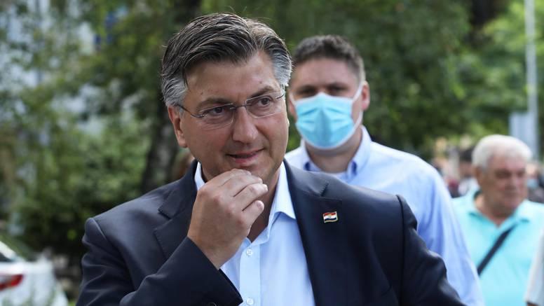Plenković zna da je vrag odnio šalu - HDZ je izgubio Škabrnju