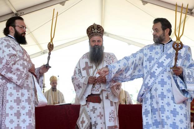 Jasenovac: Središnja proslava Svetih Novomučenika Jasenovačkih