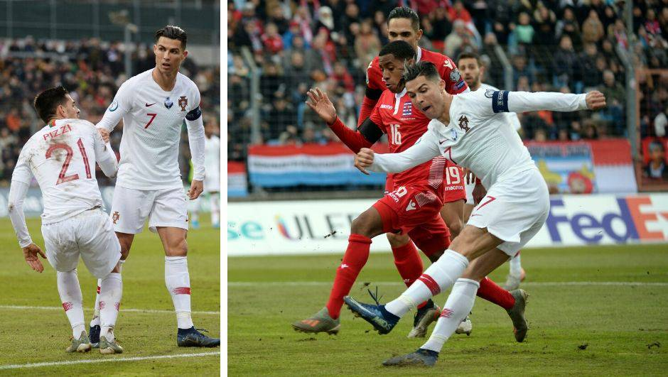 Ronaldo opet trpa: Portugal na Euro izravno, Srbi - u playoff