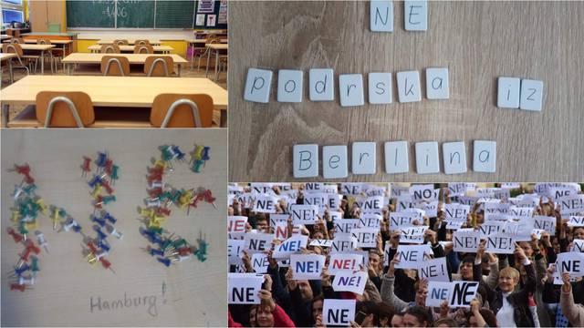 Učitelje podržava i Njemačka: 'Tjedno rade četiri sata više!'