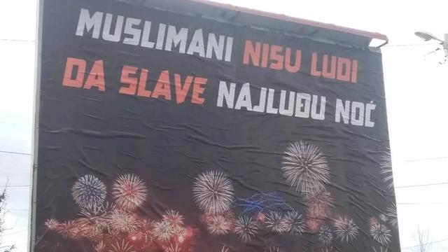 Radikalni islamisti u BiH: Novu godinu muslimani neće slaviti