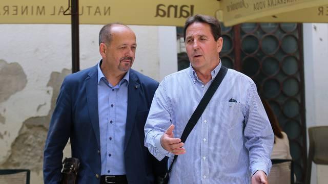 Šibenik: Stipe Petrina predstavio koalicijske partnere