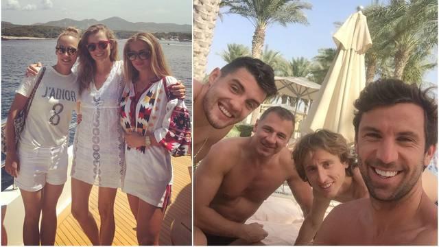 Modrić je unajmio tri luskuzne vile u Turskoj i poveo prijatelje