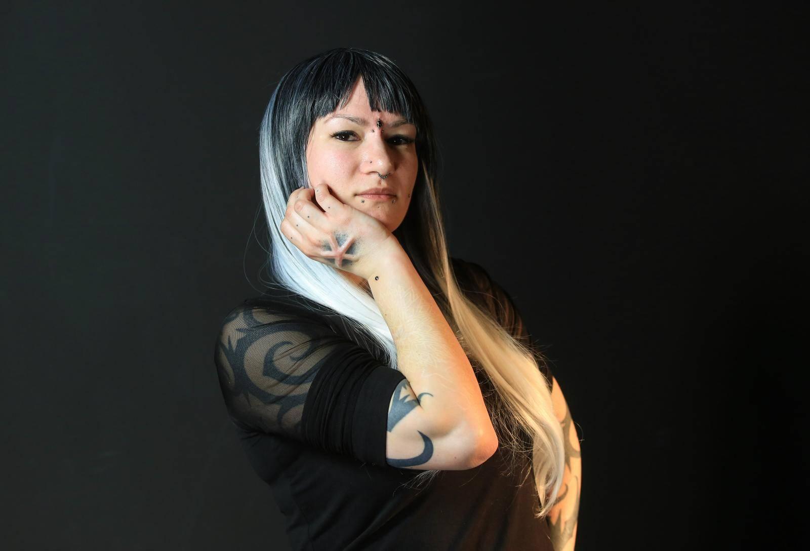Irena (36): 'Zbog tetovaža mi na ulici viču da sam vještica'