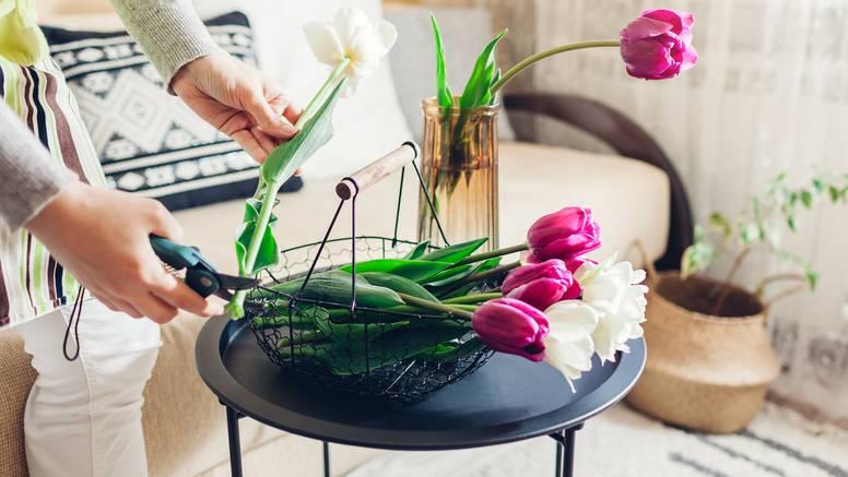 Dva mjesta u kući na koja nikad ne smijete staviti rezano cvijeće ako želite da potraje duže
