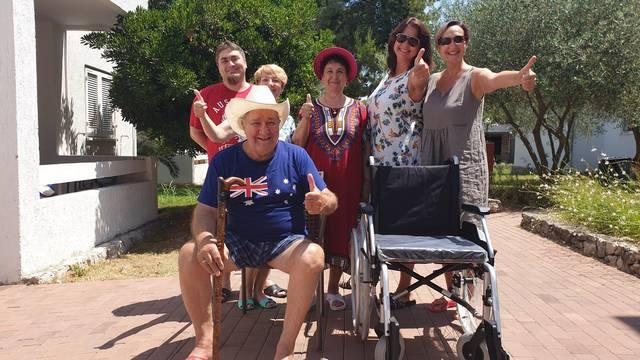 Našli gostu invalidska kolica: 'I tata će sad uživati u odmoru'