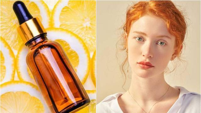 Vitamin C pomlađuje kožu te ga je idealno koristiti u serumu