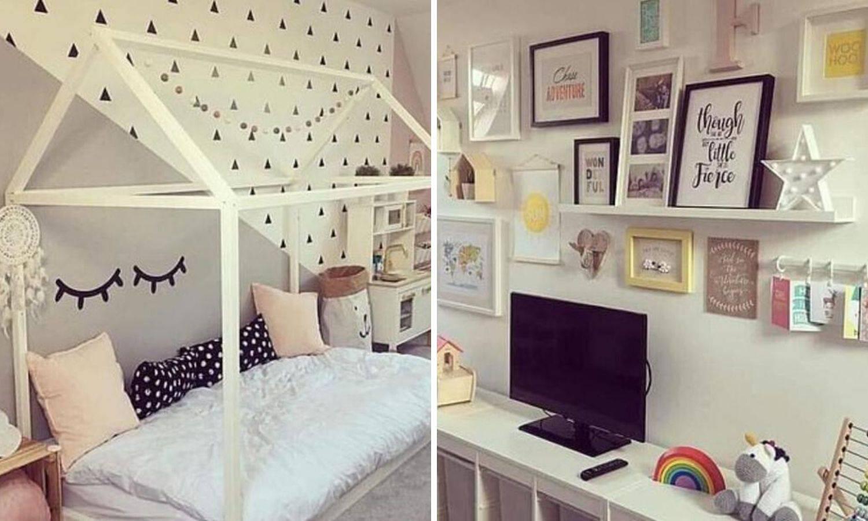 Dječja soba kao s Pinteresta: Sve smo kupovali na akcijama