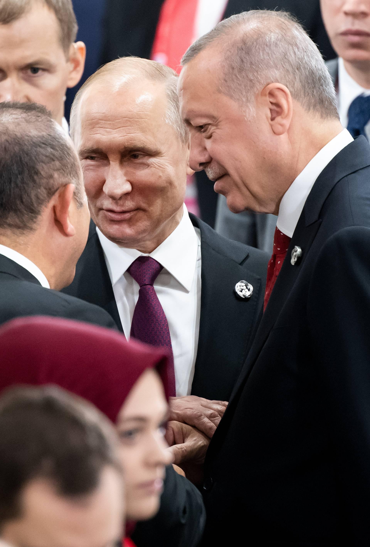 Erdogan je pozvao Putina da obuzda Asadov režim u Idlibu