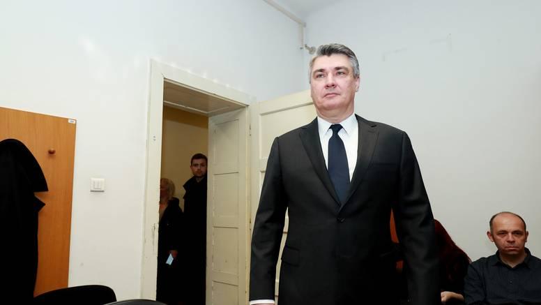 Milanović na suđenju Sauchi: 'Rekao je da nema ništa s tim'