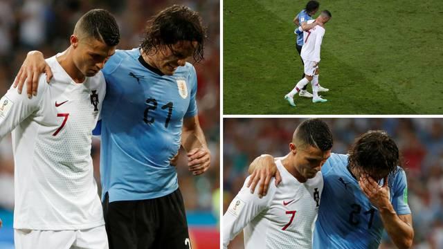 Mr. Fair-play: Sjajni Ronaldo pomogao ozlijeđenom Cavaniju