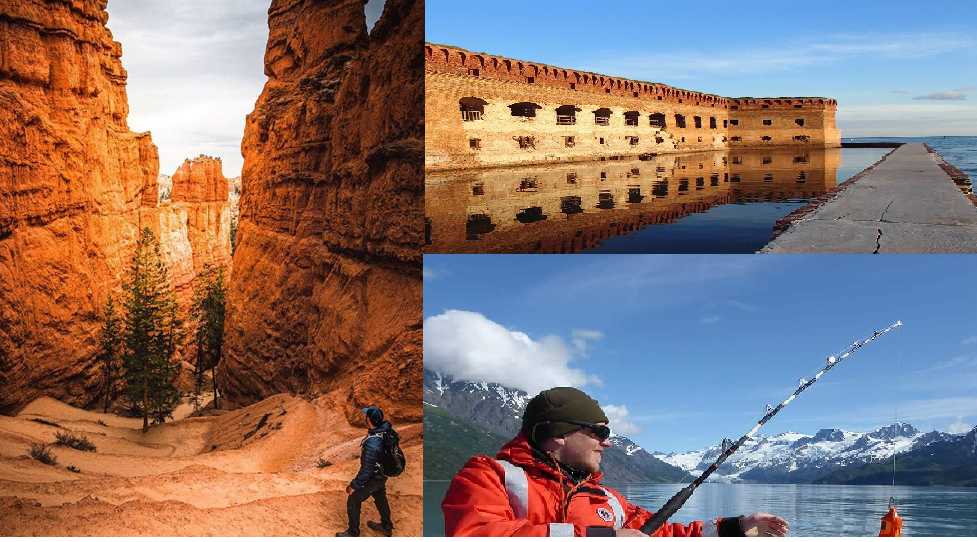 Iz kauča na ledenjak: Virtualne šetnje nacionalnim parkovima