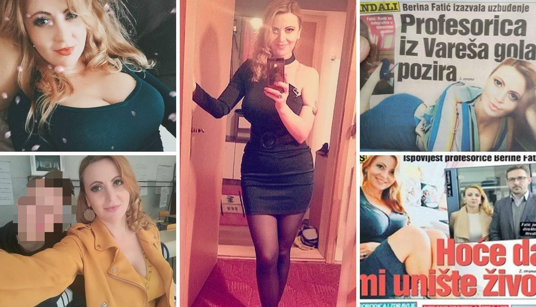 Profesorica o golim fotkama: 'Hakirali su mi profil 50 puta!'