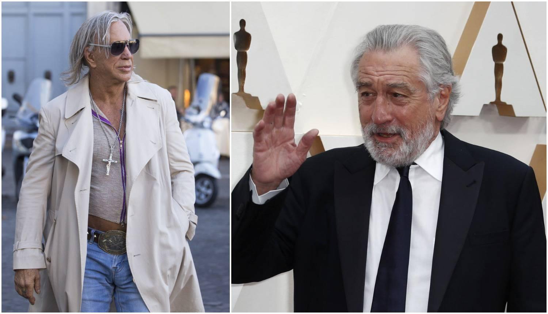 Rourke oštro izvrijeđao De Nira: 'Kunem se da ću te osramotiti'