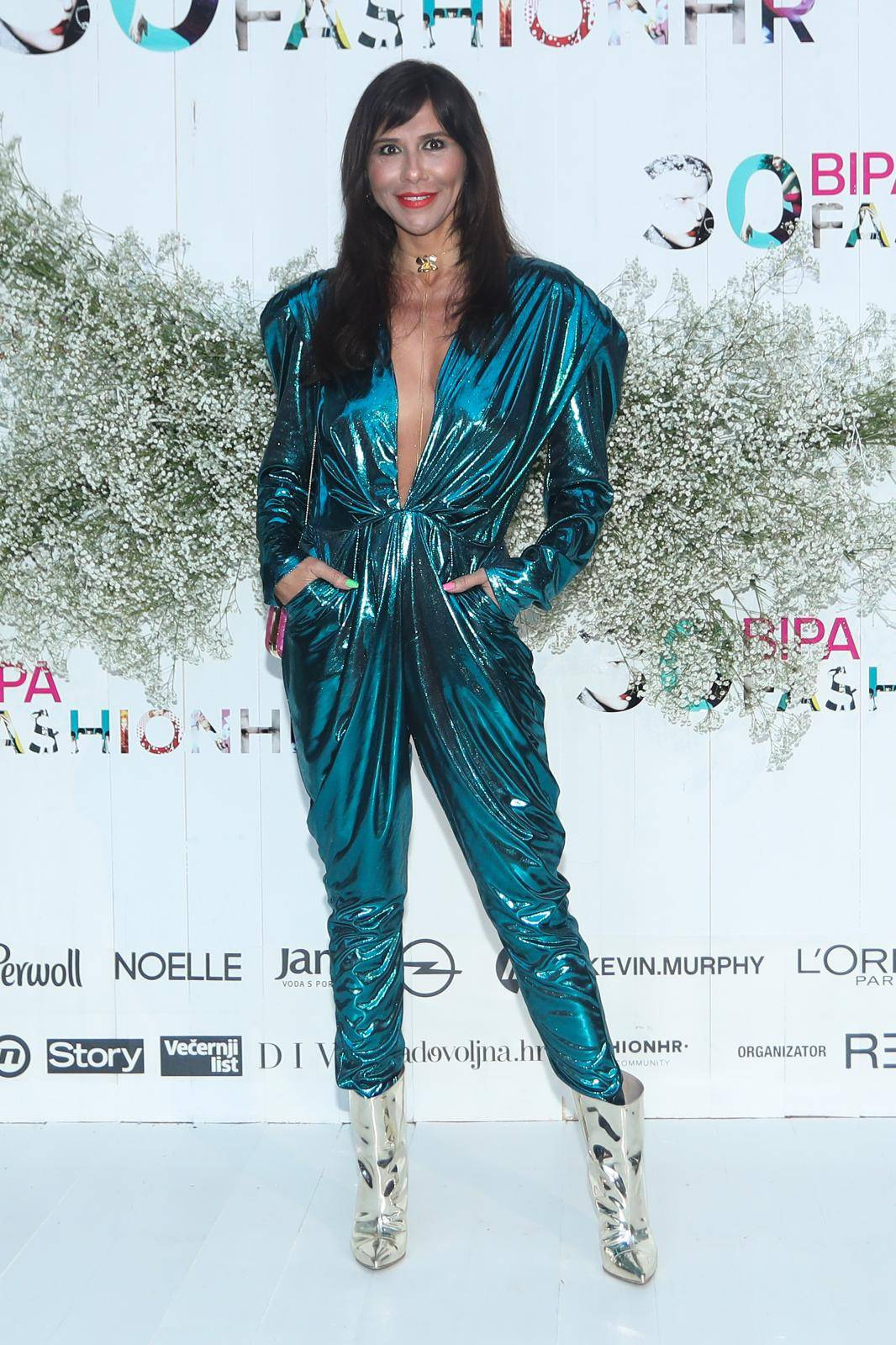 Zagreb: Poznati na modnoj reviji BIPA FashionHR