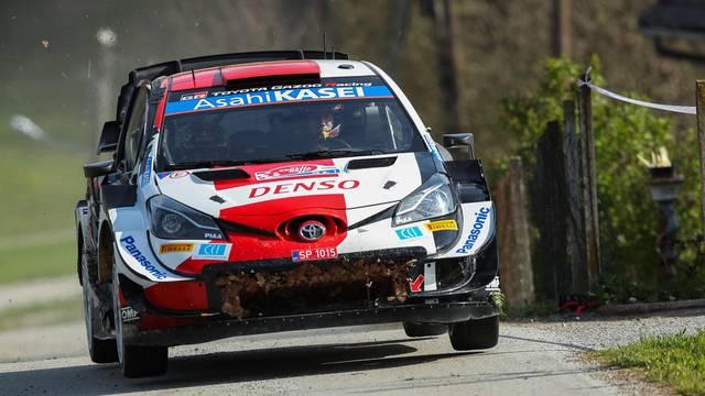 Kumrovec: Treći dan WRC Croatia Rally 2021
