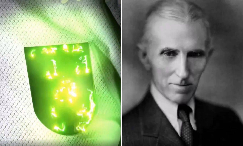 Srbija ima novi dres, inspiracija za dizajn je, kažu - Nikola Tesla