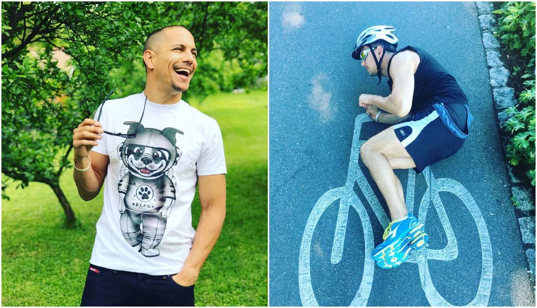 Zvijezda 'Zabranjene ljubavi' je 'provozala' znak za bicikliranje