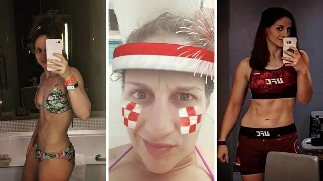 Bori se u UFC-u, diči se Lijepom našom: Moja majka je Hrvatica!