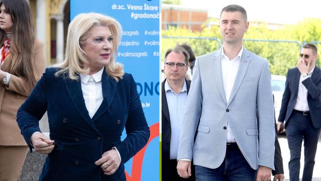 Škare Ožbolt najavila kaznenu prijavu protiv Filipovića: 'On je najgori, ponaša se kao pirana'