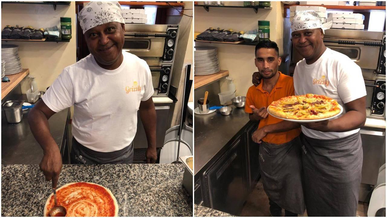 Ima novi biznis:  Pečem pizze, konobarim, razmišljam  o selidbi